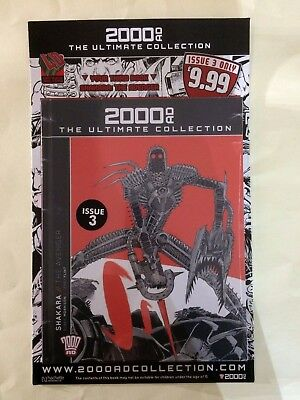 2000Ad The Ultimate Collection Issue 3 Shakara The Avenger Brand New Unread