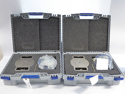 2x Faro Power Bases In There Original Cases