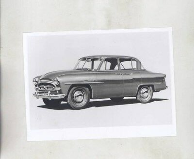 1955 ? Toyota Toyopet Crown RIGINAL Factory Photograph wy6417
