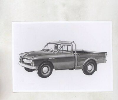 1958 ? Toyota Toyopet 1500 Pickup Truck ORIGINAL Factory Photograph wy6437