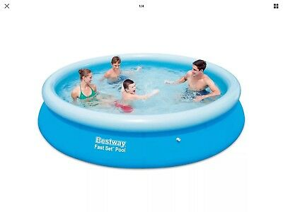 Piscine hors sol Ronde Gonflable