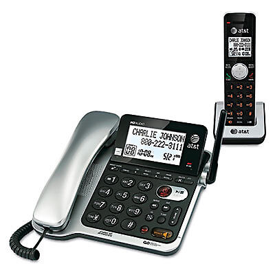 CL84102 DECT 6.0 Corded/Cordless Telephone Answering System CL84102