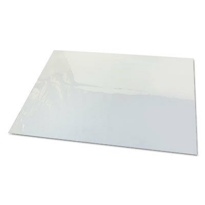 Second Sight Clear Plastic Desk Protector, 40 x 25 SS2540