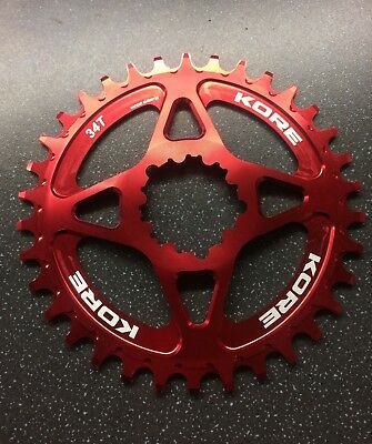 New & Unused Kore Stronghold Chainring 34T For Sram Direct Mount XX1 X01 X0