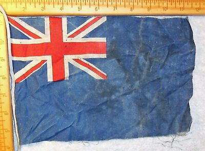British Merchant Navy Small Flag Pennant -Marker As Seen In Dunkirk Movie