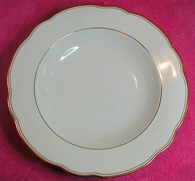 "Mitterteich (MIT14 or MIT120) 9 3/4"" RIMMED SOUP BOWL(s) (8 avail)"