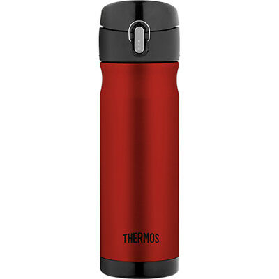 JMW500CR4 Thermos Elite Vacuum Insulated 16oz Commuter Bottle - Cranberry
