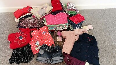 Make your own bundle baby girls autumn winter clothes 9-12 months