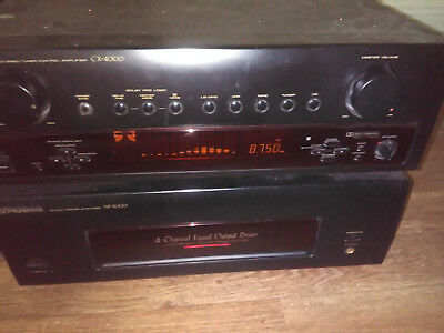House stereo system , cassette player, with speakers