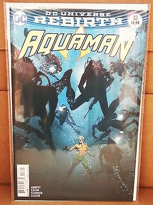 Aquaman #13 DC Comics Rebirth 2016