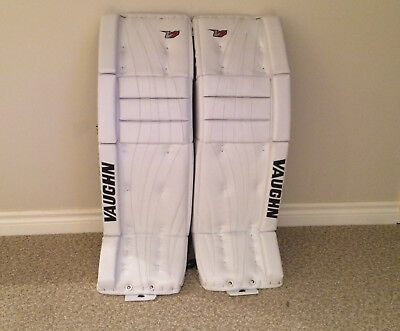 Vaughn Velocity V7 Pro XLW 35 +2 Senior Goalie Leg Pads - Source Exclusive