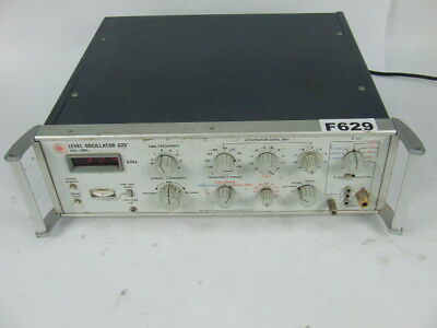 AWA G251 Level Oscillator model G251 50Hz - 2 MHz *Tested*