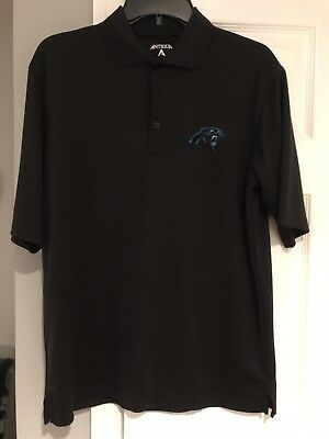 6164b1c7f MEN S ANTIGUA CAROLINA Panthers Xtra-Lite Polo - NFL -  19.99