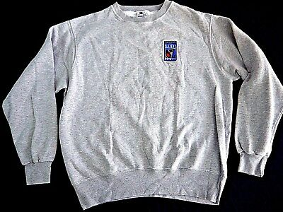 VINTAGE CHAMPION PROMO sweatshirt PLAYSTATION NFL PLAYERS PARTY PS1 PS2 mens XL