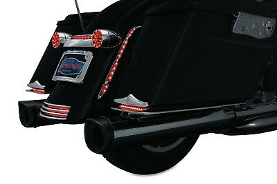 Kuryakyn Rear Fender Strip Lights Black