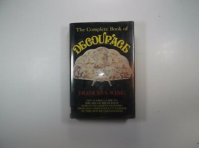 The Complete Book of Decoupage Revised Edition 8th Printing 1970