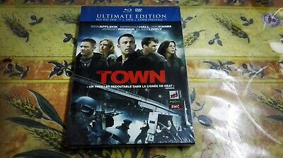 The Town – Ultimate Edition Blu Ray + DVD (vu 1 fois)