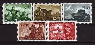 HUNGARY - 1941. Soldiers' Gifts' Fund - MNH