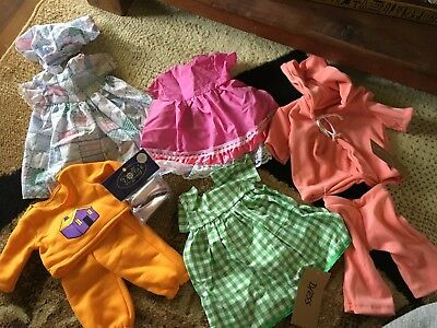 Hand Made Baby Born size Doll Clothes