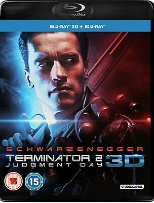 Terminator 2 - Judgment Day (3D Edition with 2D Edition) [Blu-ray]