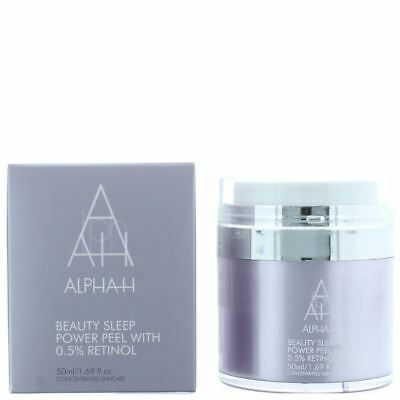 Alpha-H Beauty Sleep Power Peel 50ml With 0.5% Retinol