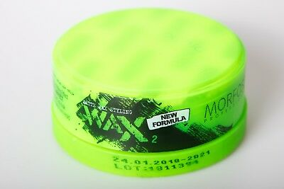 Morfose New Generation Matte Wax Styling 150ml Grün 2