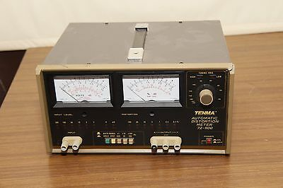 Automatic Distortion Meter 72-900