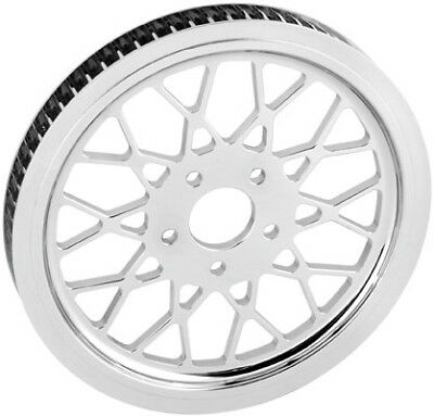 Drag Specialties 1 1/8in. Mesh Pulley 65 Tooth