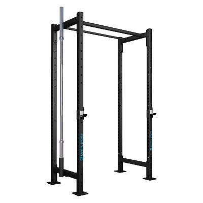 Power Rack Stazione Allenamento Palestra Push Up Attrezzo Bilanciere Pesi Set 1