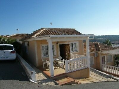 For Sale Terrific Villa In Quesada Torrevieja Spain 2Bed Pool Great Views Golf