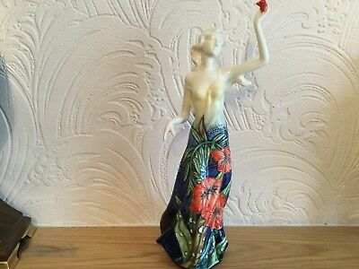 Old Tupton Ware Poppy Large Figurine - Perfectly beautiful