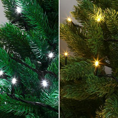 20M Mains Plug In Indoor Outdoor Garden Christmas Tree Led Supabrights Lights