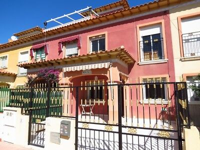 For Sale Lovely Townhouse In Torrevieja Spain 2 Bedrooms Pool Lovely Location