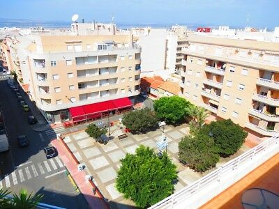 Sale 4Floor Apartment Centre Torrevieja With Garage Walking Distance To Beach