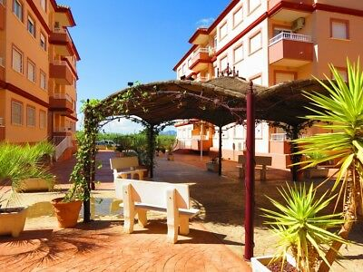 FOR SALE TOP FLOOR APARTMENT WITH SOLARIUM in ALGORFA, NEAR Torrevieja SPAIN