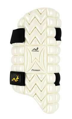 WOODWORM CRICKET PREMIER JUNIOR THIGH PAD - BOYS or YOUTHS - RIGHT or LEFT HAND