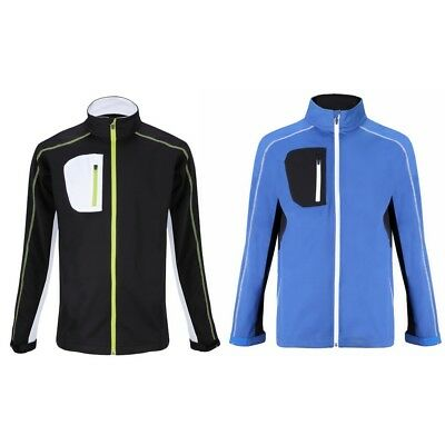 Woodworm Golf Full Zip Soft Shell Jacket