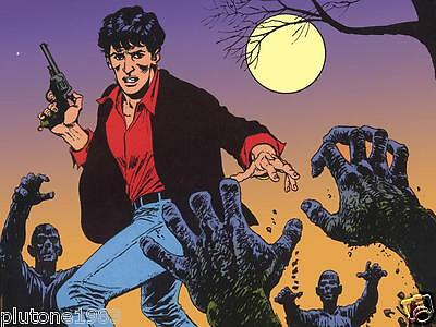 DYLAN DOG LOTTO da 1 a 328 + Maxi 1-18 e Super book 1-48 - 350 volumi prima ed