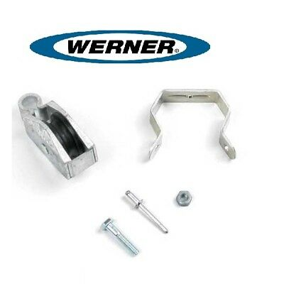 NEW OEM Werner 31-12  Replacement Rope Pulley Kit Fiberglass Extension Ladder