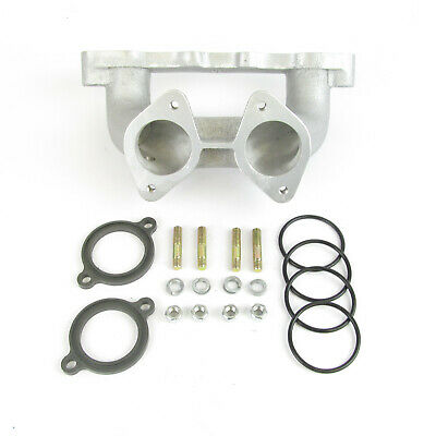 Mangoletsi single DHLA DCOE carburettor manifold for Opel Kadett 1    M4550