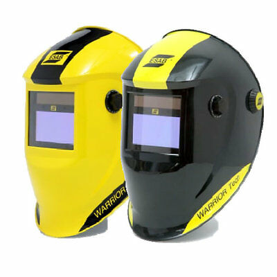ESAB Warrior Tech Auto Variable Helmet, Manufacturer warranty, Cheapest on ebay