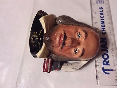Royal Doulton - Toby Jug - Shakespeare  - D 6938 - 4 Inches