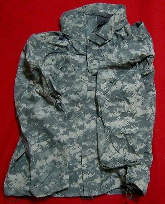 Usgi Issue Gen Iii Level 6 L 6 Acu Digital Goretex Lt Weight Jacket Excellent