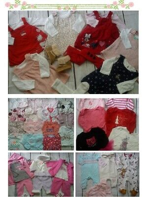 117x WINTER NEW USED BUNDLE GAP NEXT GIRL 0/3 M 3/6 PHOTOS IN DESCRIPTION(11)