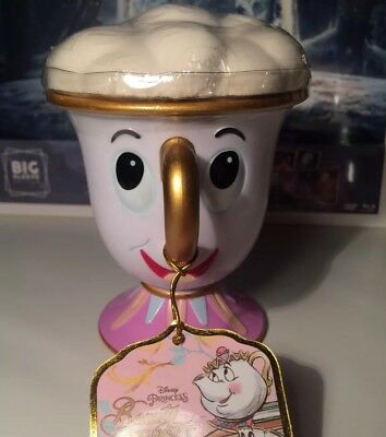Beauty And The Beast Chip Cup Fizzer Set Christmas gift