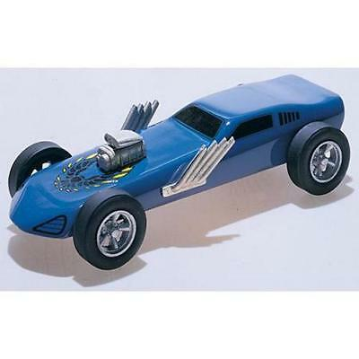 Woodland Scenics PINP371 Pinecar Turbo Funnycar Deluxe Kit