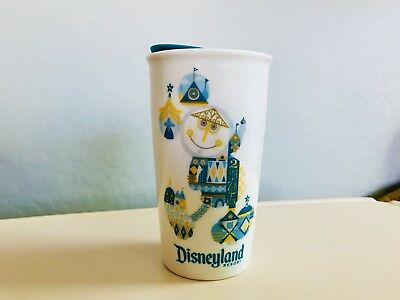 Disney Parks & Starbucks - Disneyland - It's a Small World - Travel Tumbler Mug