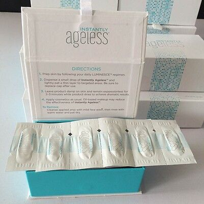 50 sachets  Jeunesse Instantly Ageless + against wrinkles + return of youth