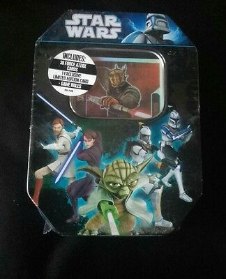 Star Wars Force Attacks Sealed Tin