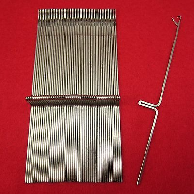 NEW 50 Needles for Silver Reed SRP 20-60N Knitting machines